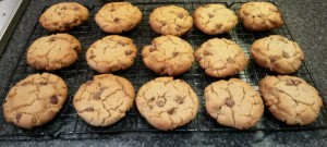 Proper Nutty Chocolate Chip Cookies